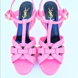 Saint Laurent Tribute Shoes